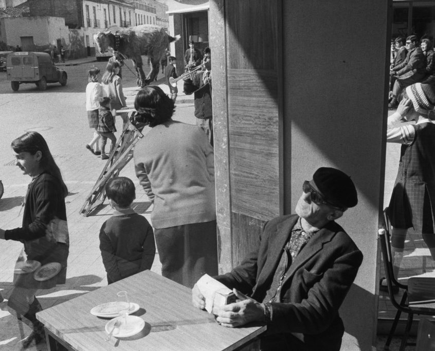 Joel Meyerowitz, Malaga, Spain, 1966 © Courtesy of the artist_2