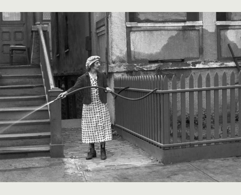 Helen Levitt_New York_ca.1940