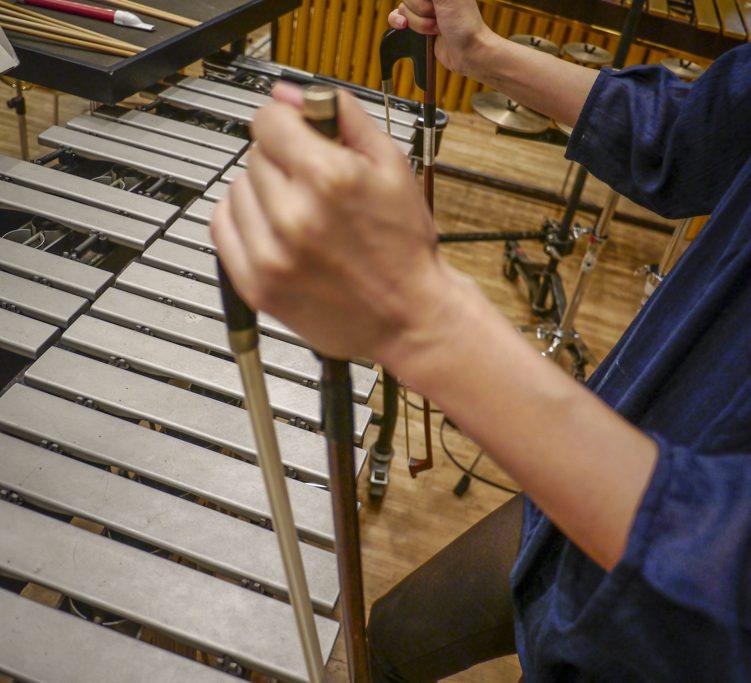 006 Joan Cervero Finnmark Project Bowed Vibraphone