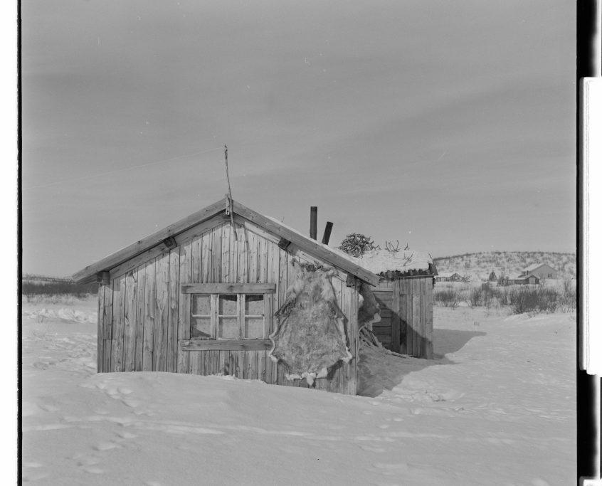 Finnmark, lapper, reinsdyr m.m. Samelandsmøte